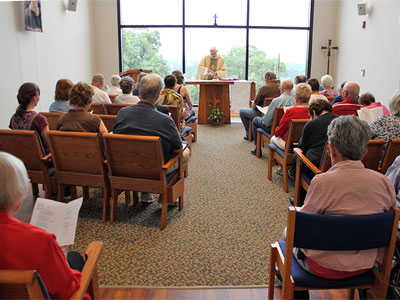 Oblate Mass And Recommitment